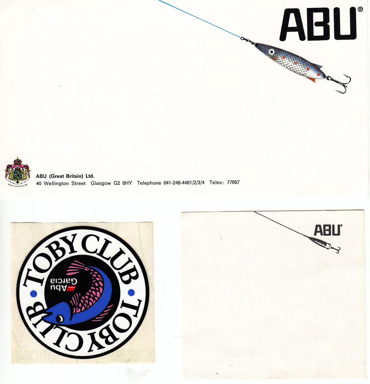 7 g Abu Toby® S-Silber 10 g oder 18 g Blinker
