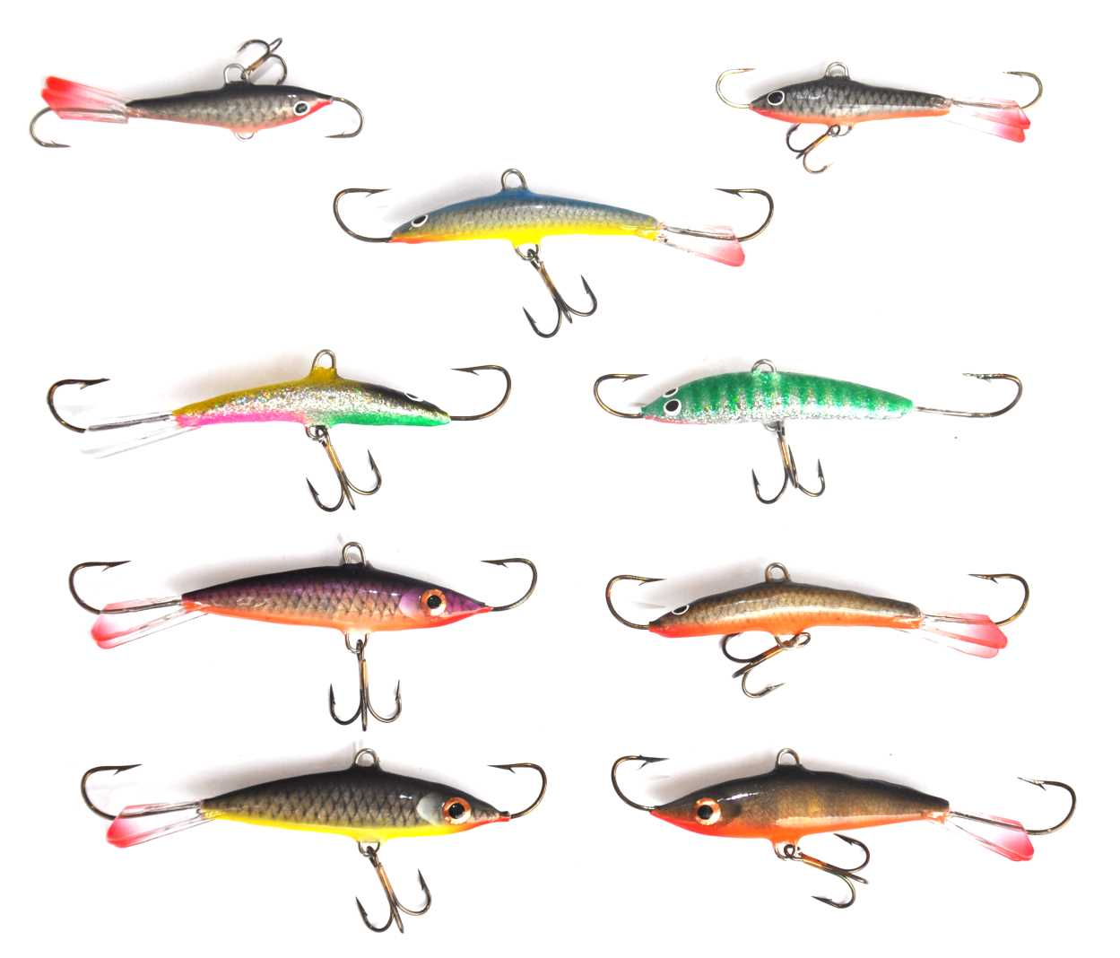 Welcome to for Pike ice fishing lures