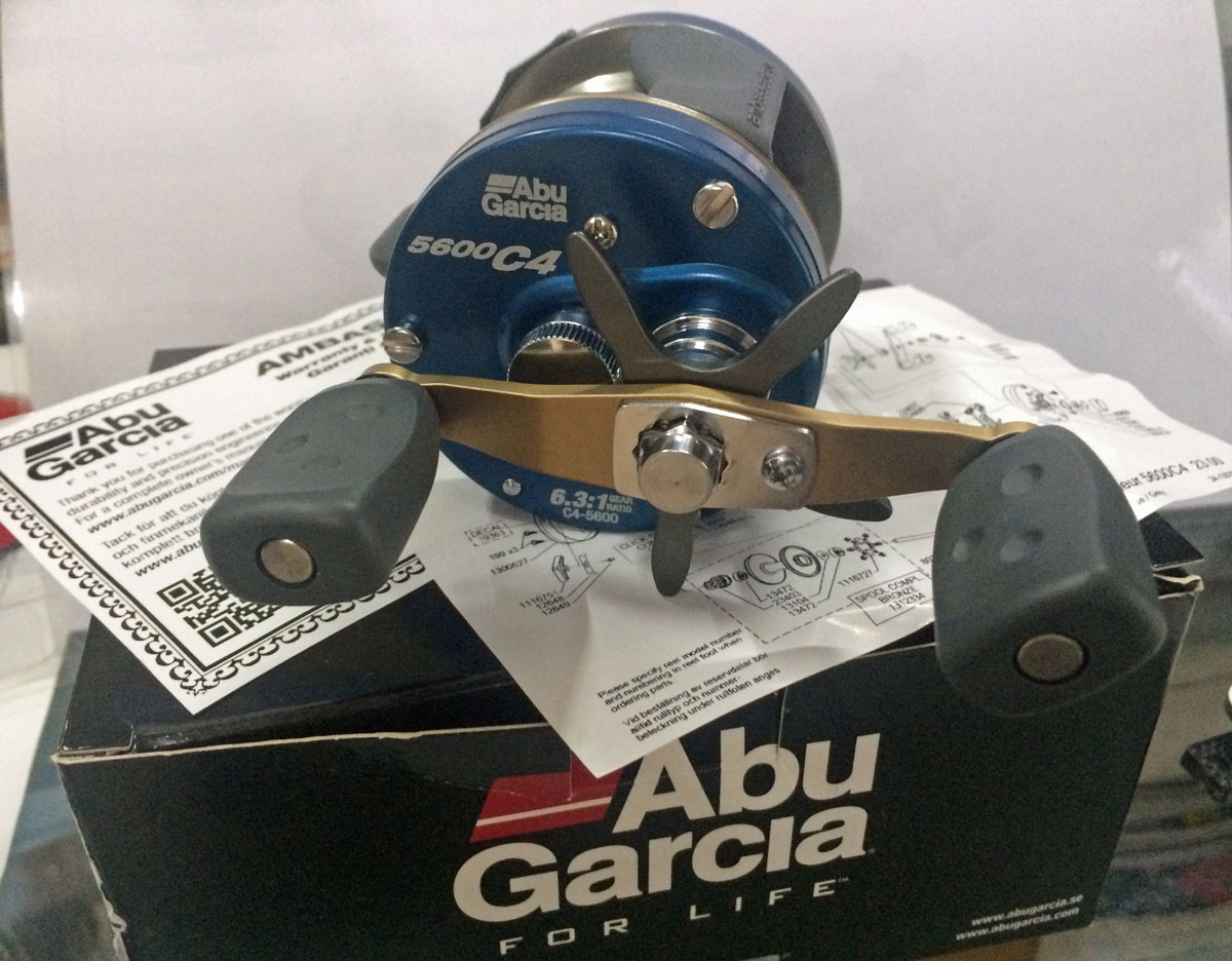 bc44233a6 Prize for 1st February 2018. In the early days, ABU outsourced to an  Italian company to make their spinning reels. What was its name?