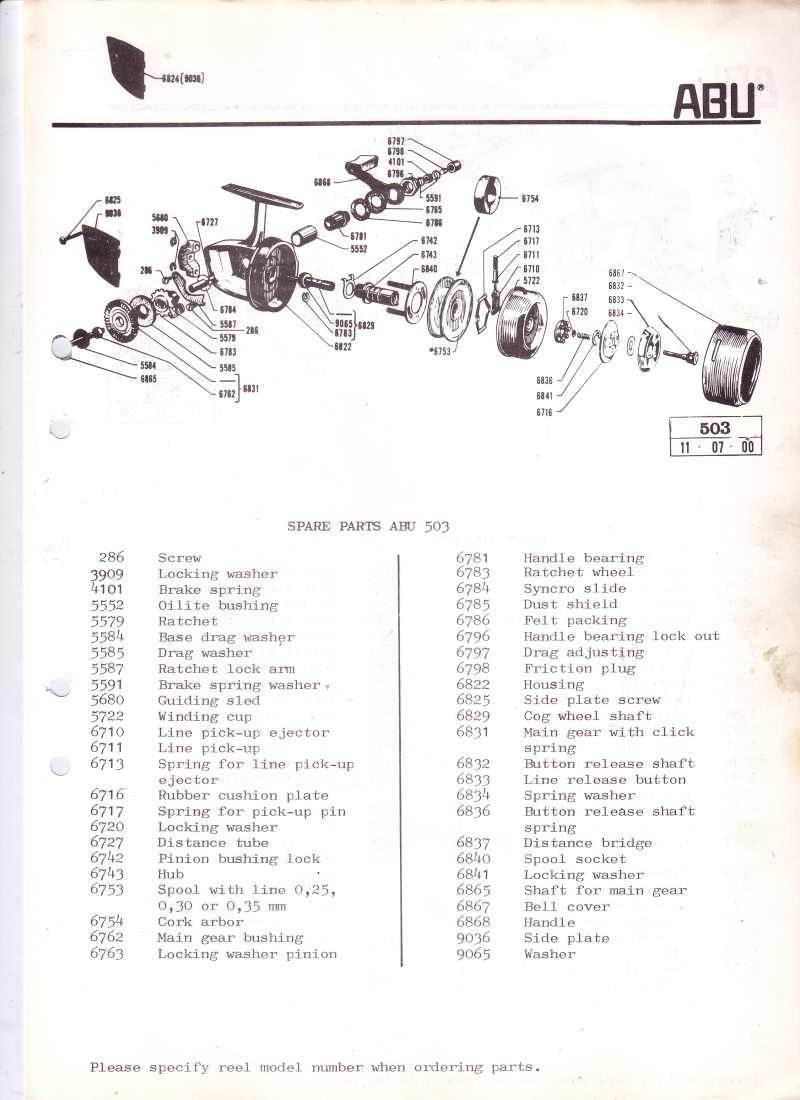 Manualspinningschematic S on Spinning Reel Schematics